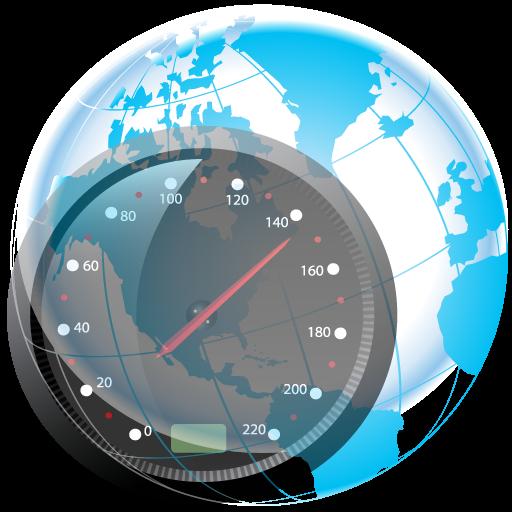 Map Speedometer