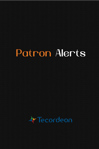 Patron Alerts
