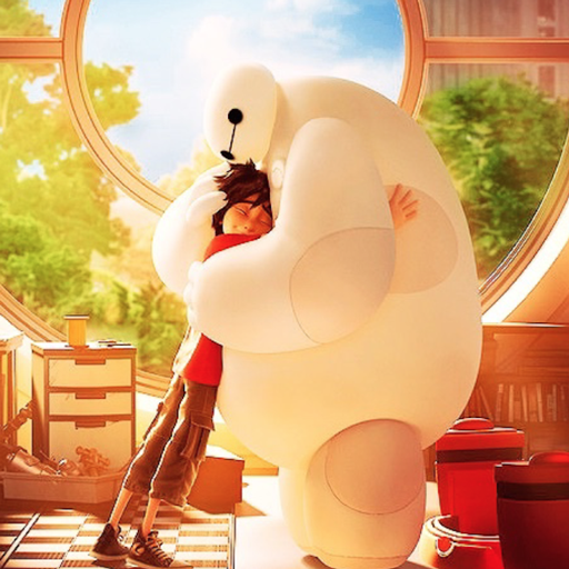 Baymax Big Hero 6 Quotes 娛樂 App LOGO-APP試玩