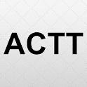 카카오톡 ACTT 심플 화이트 테마 icon