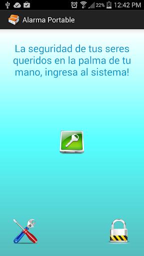【免費工具App】Alarma Portable-APP點子