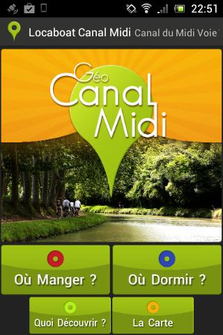 Locaboat Canal Midi