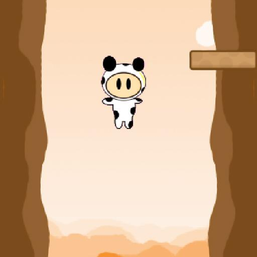Doodle Jumping Cow
