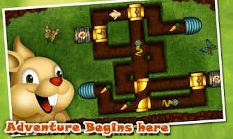Screenshot of Bunny Adventures