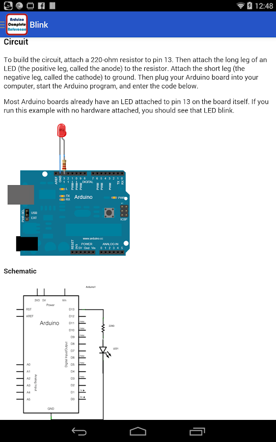 Arduino Complete Pro - screenshot