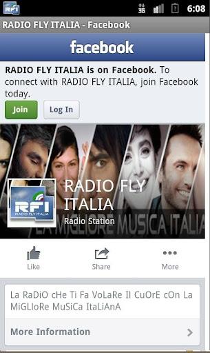 免費音樂App RADIO FLY ITALIA 阿達玩APP