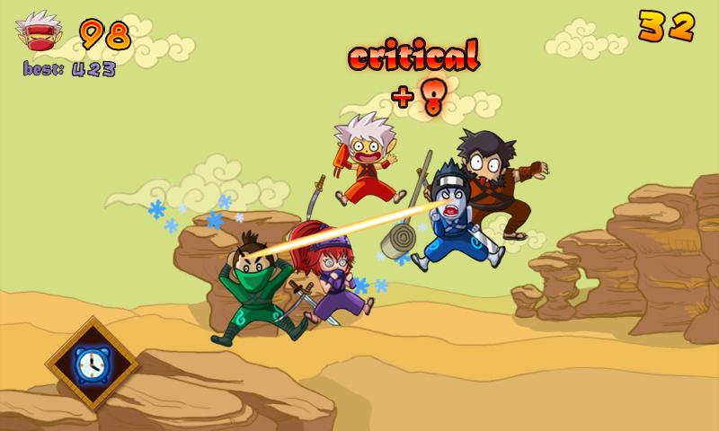 Ninja Girl - screenshot