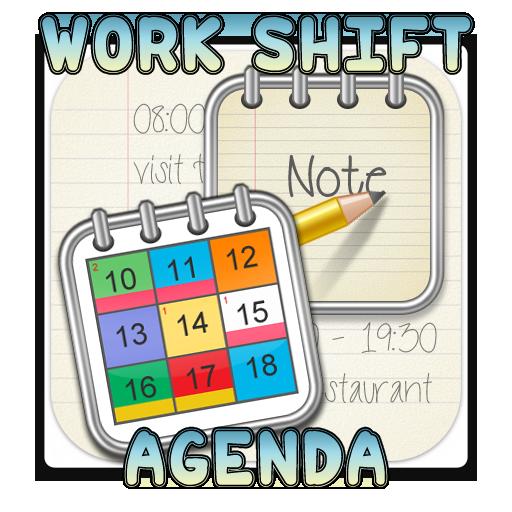WorkShift Agenda 生產應用 App LOGO-APP試玩