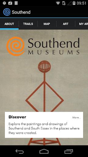 Southend Museums: art trail