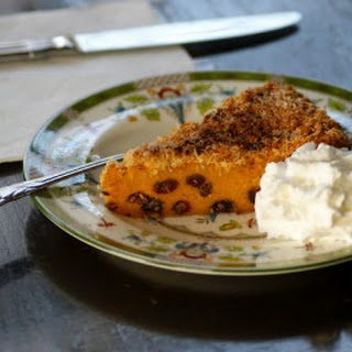 Jamaican Sweet Potato Pudding