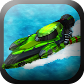 Powerboat Traffic Racer