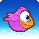 Floppy Bird mobile app icon