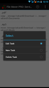 Automatic File Mover FREE - screenshot thumbnail