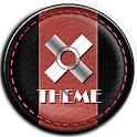 Leather Black & Red Theme APK Cracked Download