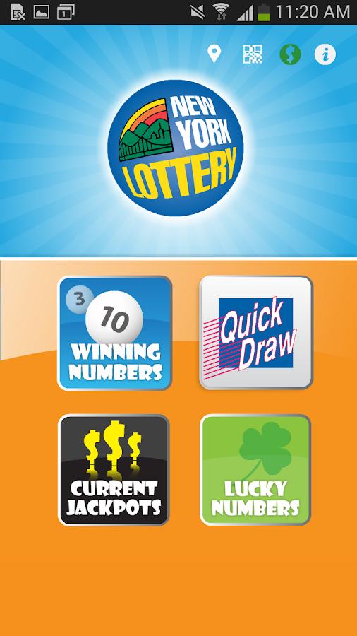 NY Lottery- screenshot