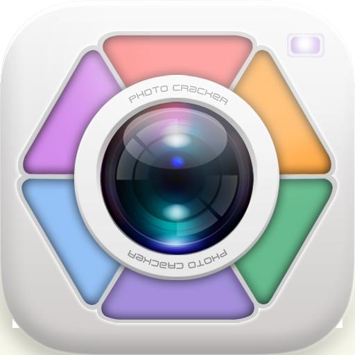 PhotoCracker - 相片編輯器 LOGO-APP點子