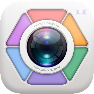 Photocracker – Photo Editor. A fully featured must-have app!