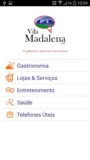 Vila Madalena App