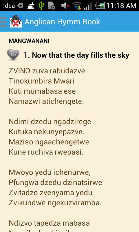 Sda zulu hymn book download