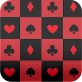 cards Wallpaper red and black