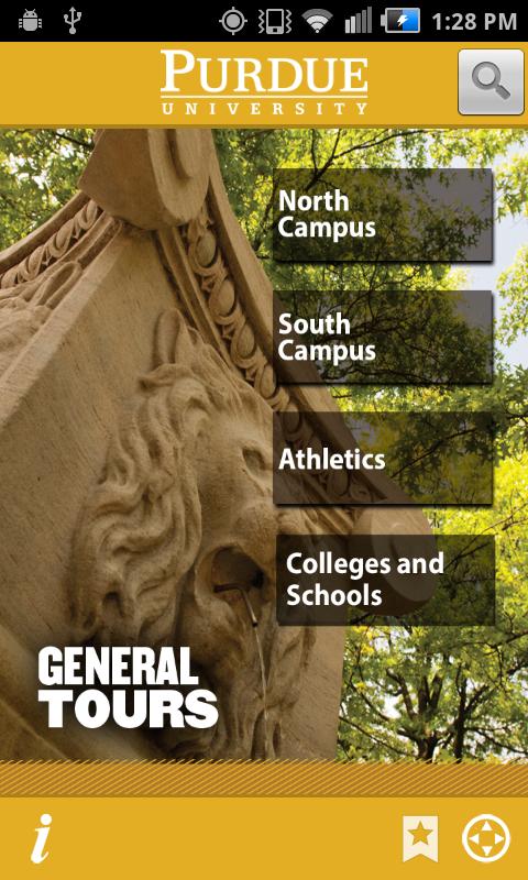 Purdue University Campus Tour - screenshot