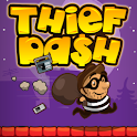 Thief Dash FREE logo
