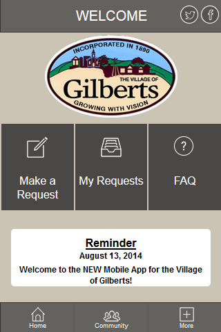 Village of Gilberts