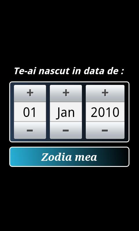 Horoscop- screenshot