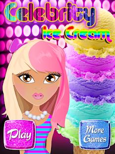 Celebrity Ice Cream Maker