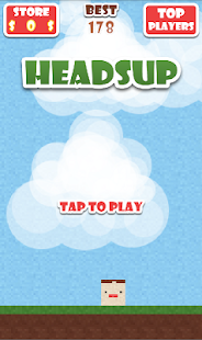 Headsup - screenshot thumbnail