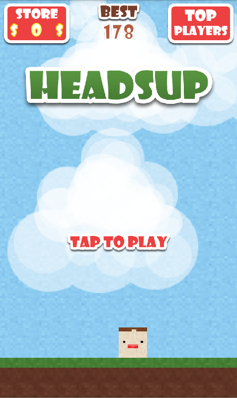 Headsup - screenshot