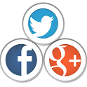 Jift(Facebook,Twitter,Google+) icon