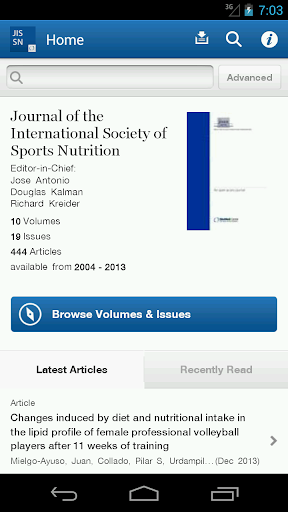 J Int Society Sports Nutrition