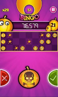 Pumpkin Bingo: FREE BINGO GAME - screenshot thumbnail