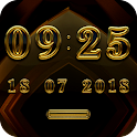 DELANE Digital Clock Widget icon