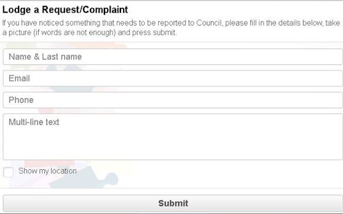 Guyra Shire Council- screenshot thumbnail