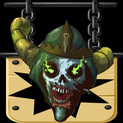 Fantasy Battle LOGO-APP點子
