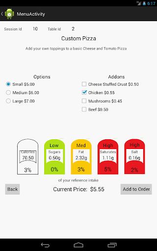 【免費商業App】Restaurant System-APP點子