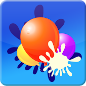 Balloon Splash Live Wallpaper