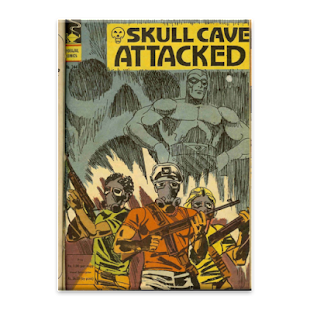 Skull cave Attack - Phantom