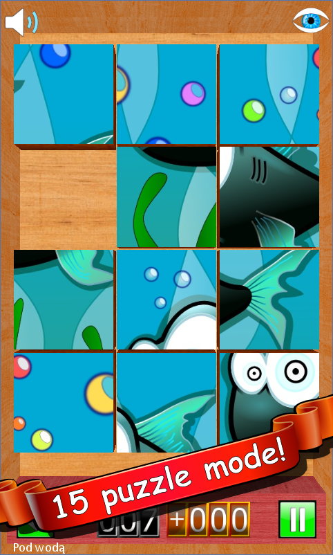 Cartoon Puzzle - screenshot