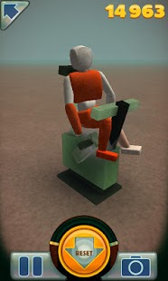 Stair Dismount Screenshot