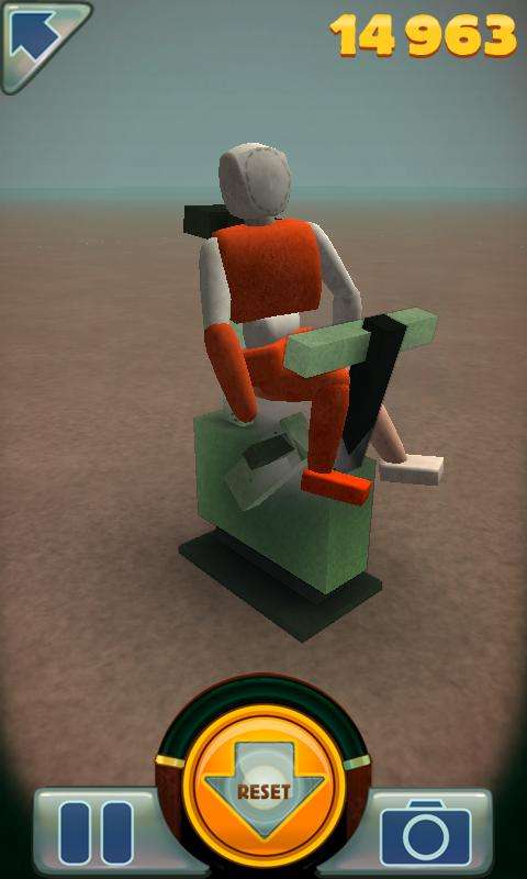 Stair Dismount- screenshot