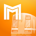 Metro Guangzhou Subway icon