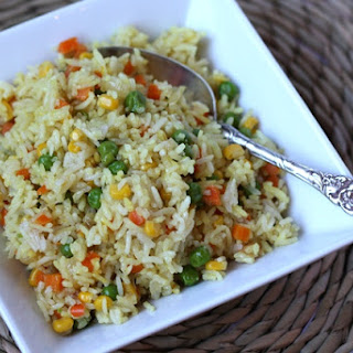 Vegetable Pulao.