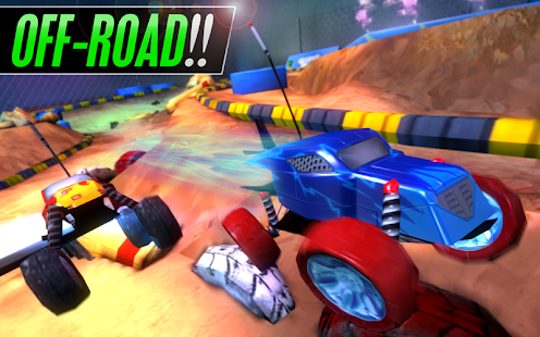 Touch Racing 2 Screenshot 18