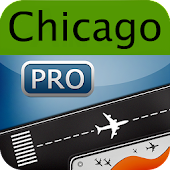 Chicago O'Hare Airport+Tracker
