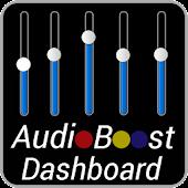AudioBoost Dashboard