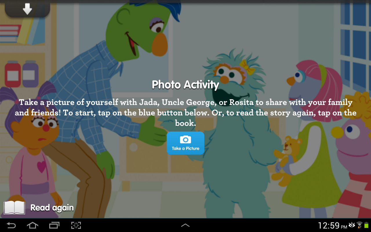 Sesame Street: Incarceration - screenshot