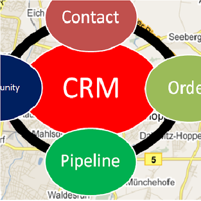 Crm Map Demo